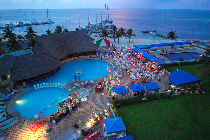 All inclusive aquamarina beach hotel for Worry free vacations all inclusive